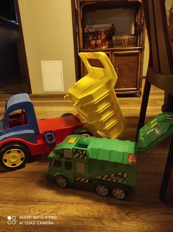 Duże auta dla chłopca