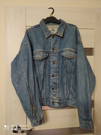Kurtka, katana jeansowa