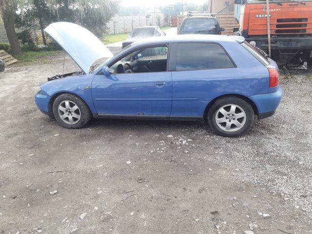 Audi a3 alu felgi z oponami 15 cali