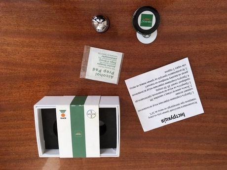 Магнітний тримач для мобільного / магнитный держатель для мобилного