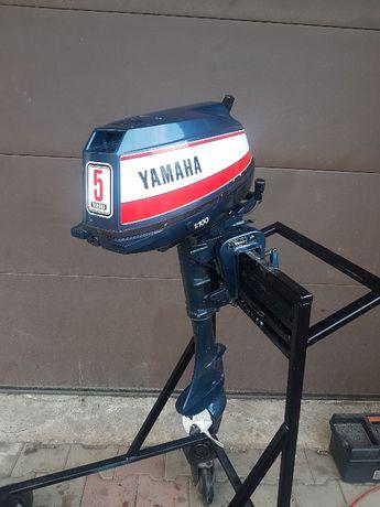nowa Yamaha 5 KM S 2 suw silnik zaburtowy
