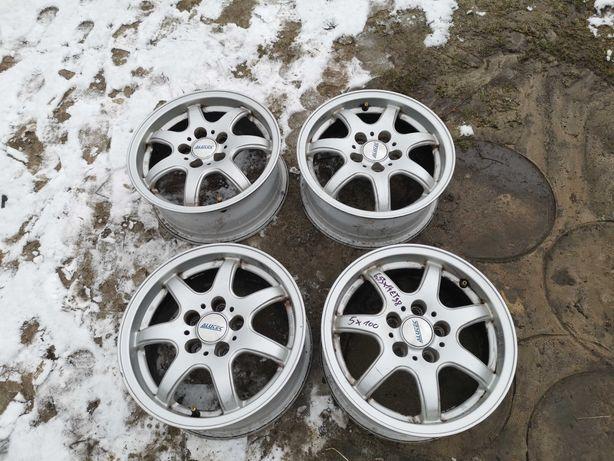 Felgi aluminiowe Alutec 5x100 6,5Jx14 et38