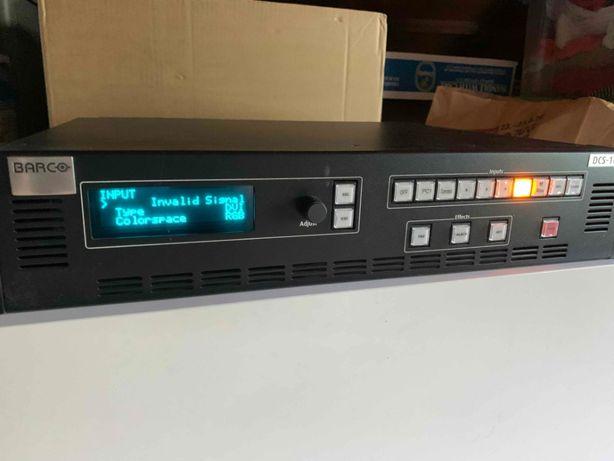 Barco DCS-100 Video Switcher Przełącznik