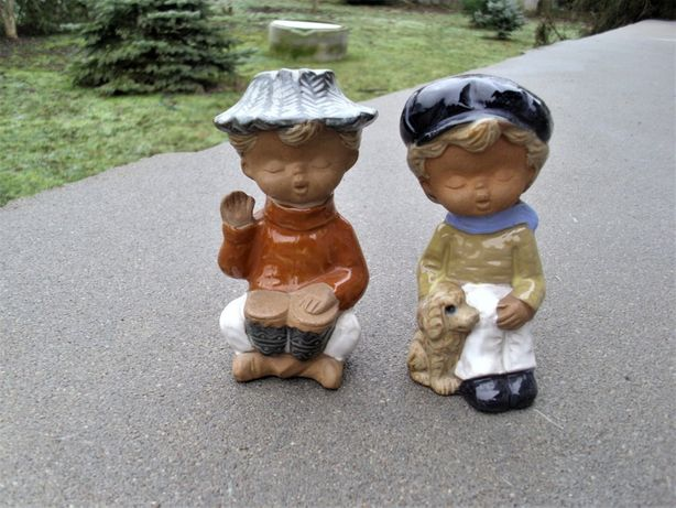 Figurki terakota, ceramika