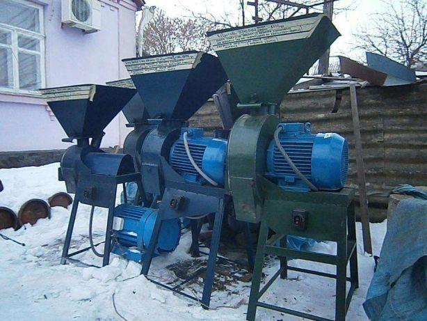 Мельница вне конкуренции с электодвигатель от1.1-15квт/220-380вольт