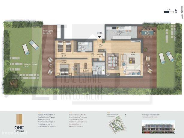 Apartamento T2 Gandarinha Cascais