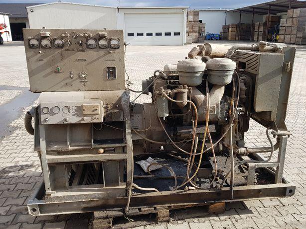Agregat prądotwórczy 70 kW powojskowy