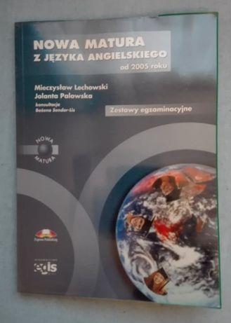 Nowa matura z jezyka angielskiego Lechowski, Palowska - zestawy egz.