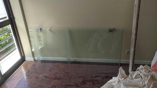 Painel / resguardo duche