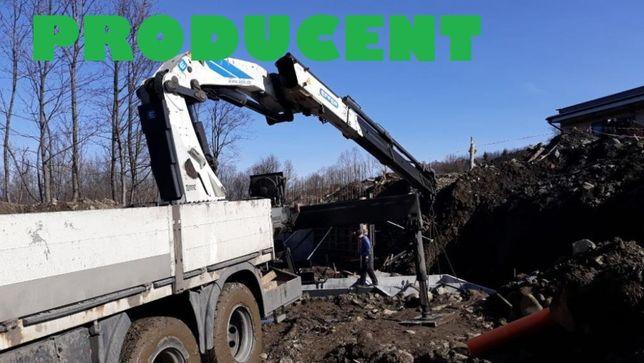 Szambo Betonowe na gnojowice odchody ścieki-6000l Betonowy Zbiornik