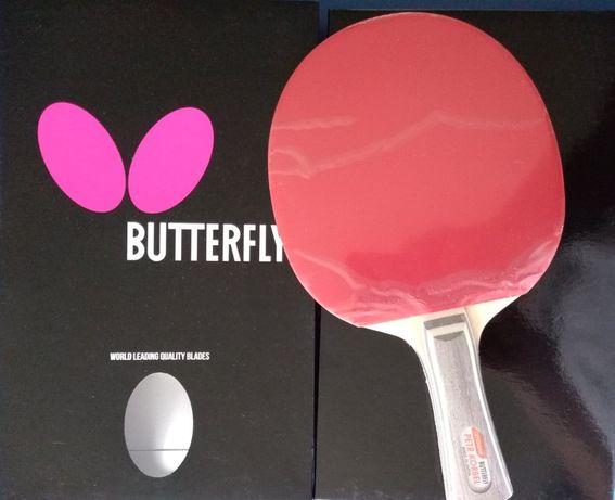 Butterfly Korbel Nowa rakietka, deska i okładziny tenis stołowy
