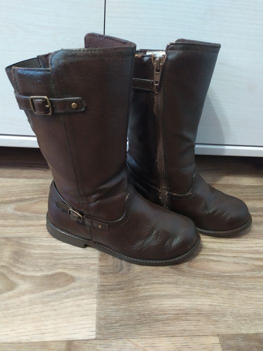 Демисезонные сапожки/ботинки девочке 30 размер Кременчуг - изображение 1