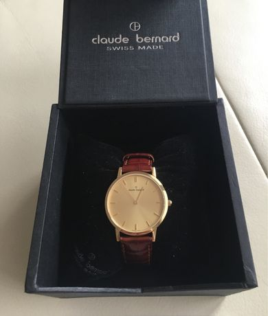 claude bernard swiss made zegarek męski