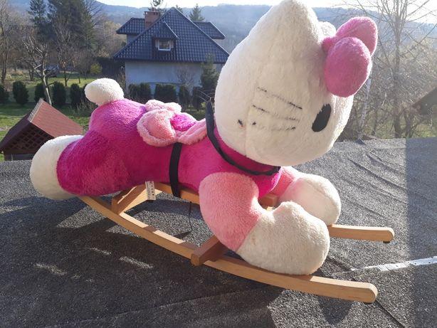 Pluszak na biegunach, bujak Hello Kitty