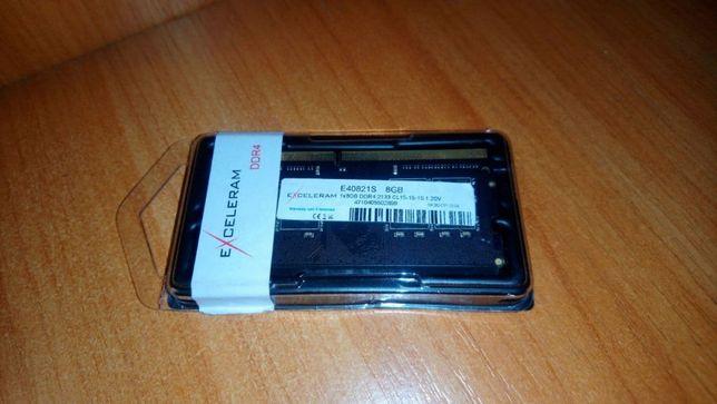 Оперативная память Exceleram SODIMM DDR4-2133 8192MB PC4-17000