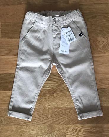 NOWE spodnie KappAhl 80 eleganckie