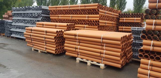Труба канализационная ПВХ от производителя ПП Пепласт-Украина