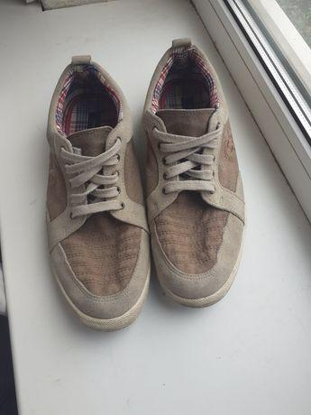 Оригинал мужской туфли размер 43