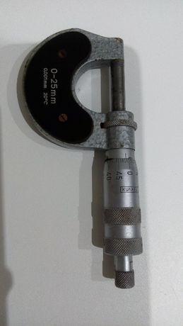 Super preciso Micrometro 0.001 da marca alemã Kunkel