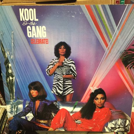 Vinil: Kool and the Gang - Celebrate 1980