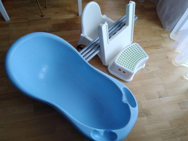 ANTILOP  Krzesełko do karmienia, wanienka, podest/stopień