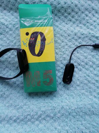 Sprzedam Smart band M5 black