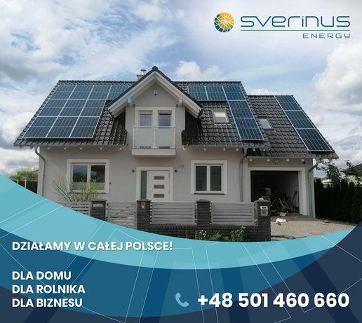 Panele fotowoltaiczne | montaż | instalacja PV | 5,2kWp | Fotowoltaika