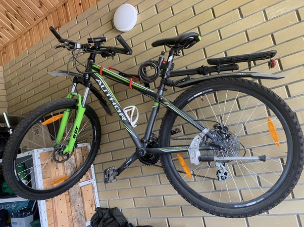 """Велосипед Author Impulse 27,5"""""""