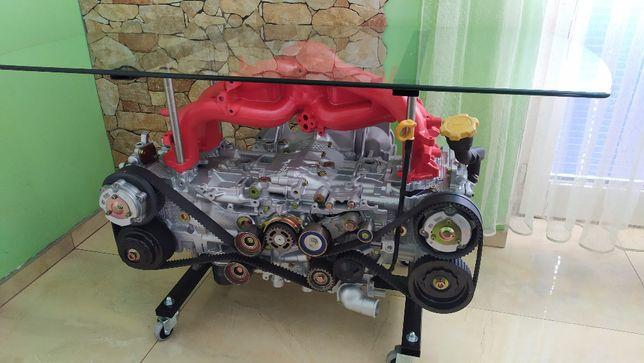 stolik z silnika SUBARU V6 V8 WRX Sti