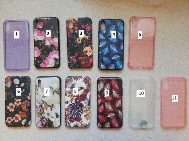 Etui Silikonowe Case Iphone X XS