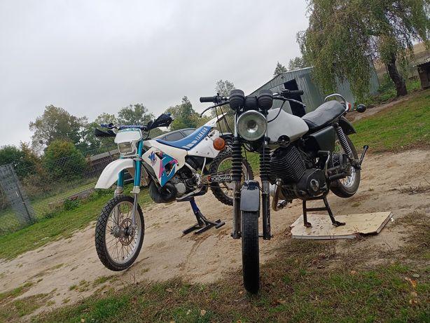 Yamaha WR 250 i MZ etz 250
