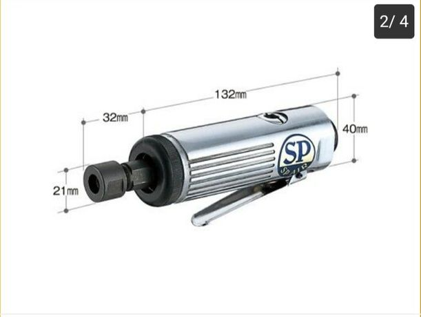 Фрез по металлу SP AIR SP-1220