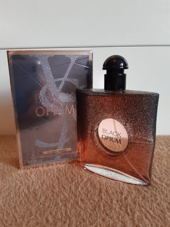 Perfumy Black Opium Floral Shock 90ml Damskie