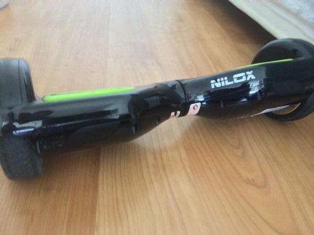 Hoverboard Nilox como novo + Saco