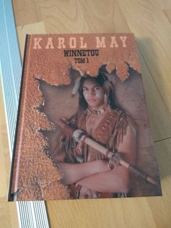 Karol May Winnetou t. 1