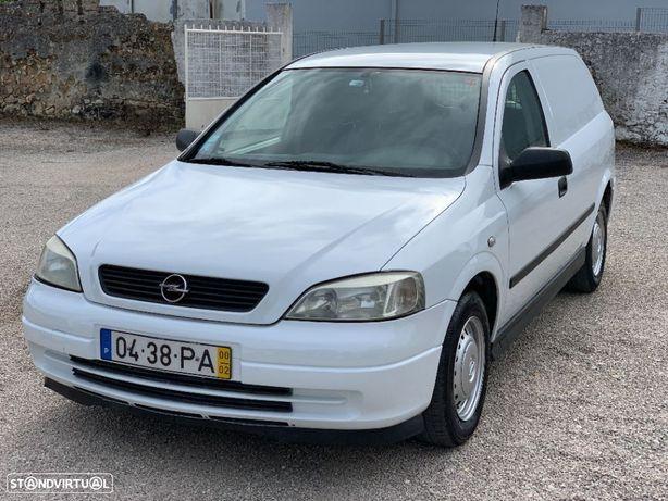 Opel Astra G 1.7 DTL