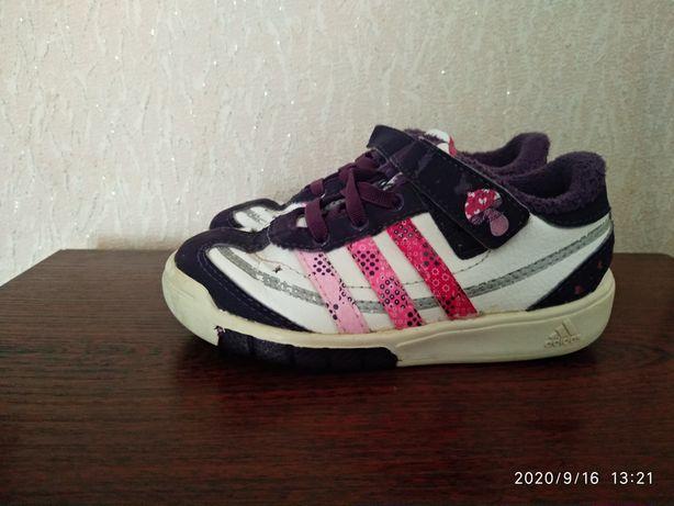 Кроссовки Adidas, оригинал. Кожа.