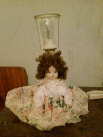 Світильник нічний,настільна лампа,200грн.