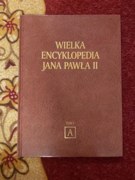 Wielka Encyklopedia Jana Pawła II Tom 1