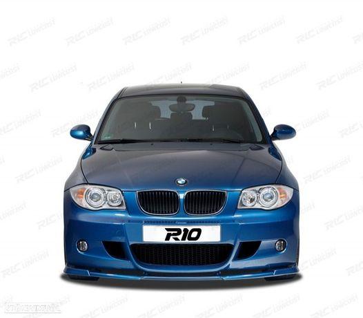 SPOILER DIANTEIRO BMW S1 E81 / E87 M-PAKET / M-TECHNIK VARIO-X