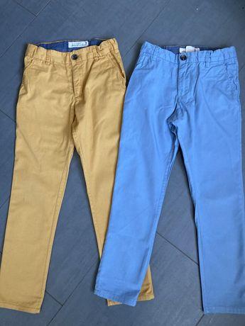 Spodnie HM roz.128 wiosna- lato