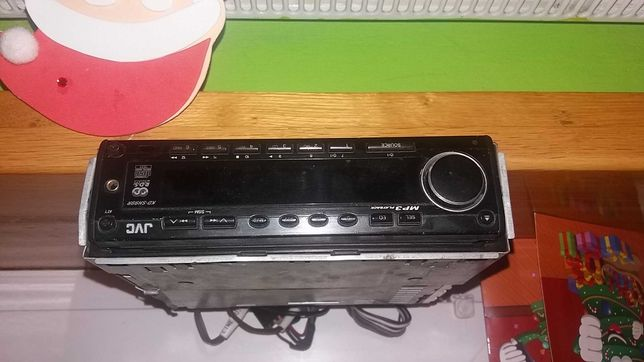 Radio jvc kd-sh99RB