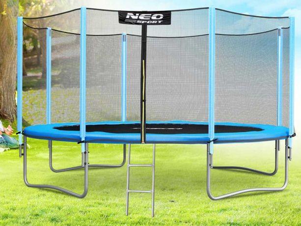Trampolina ogrodowa Neo-Sport 465cm