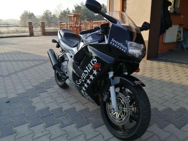 Honda CBR 600 pc31