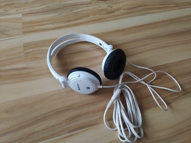 Słuchawki Sony Studio Monitor MDR-V500 białe