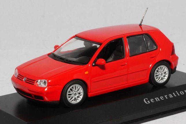 1/43 Minichamps VW Volkswagen Golf IV