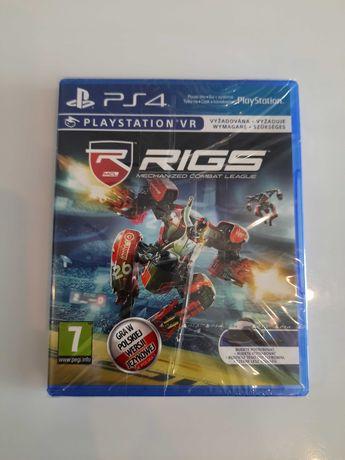Gra Rigs Mechanized Combat League VR PS4 Nowa