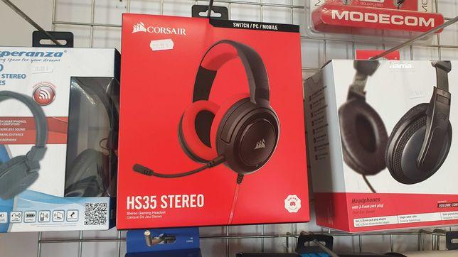 Słuchawki Corsair HS35 STEREO