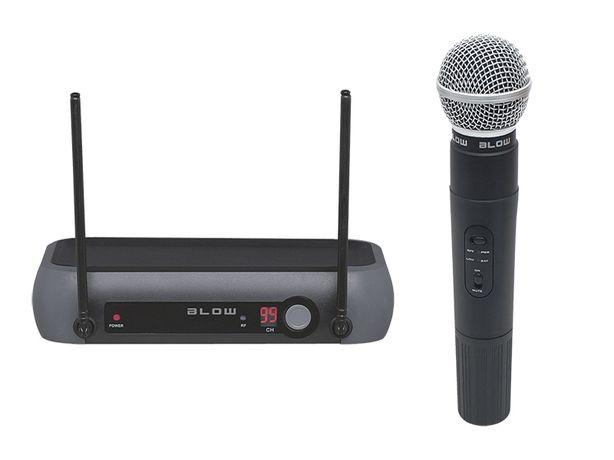 Mikrofon PRM 901 BLOW + 1 mikrofon