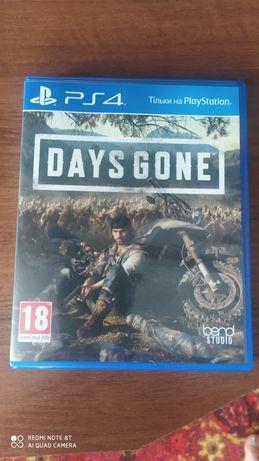 Days Gone на Ps-4